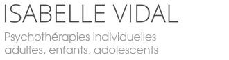 vidal isabelle psy thérapie rêve éveillé libre enfant adolescent